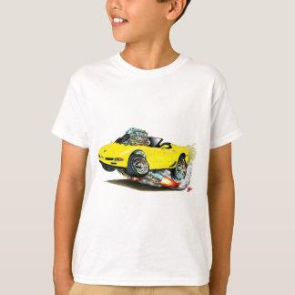 1998-2004 Corvette Yellow Convertible T-Shirt