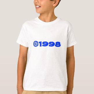 1998 2-Sided Kids T-Shirt