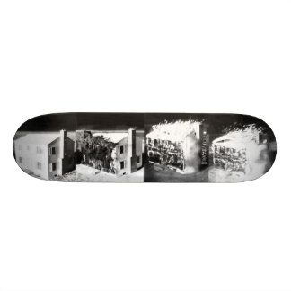 1998 Nevada Test. Skateboard