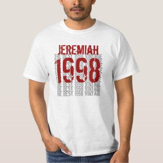 1998 or Any Year Best Vintage Birthday Gift v86 T-Shirt