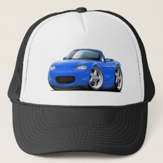 1999-05 Miata Blue Car Trucker Hat