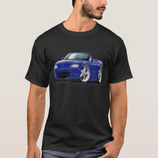 1999-05 Miata Dark Blue Car T-Shirt