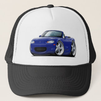 1999-05 Miata Dark Blue Car Trucker Hat