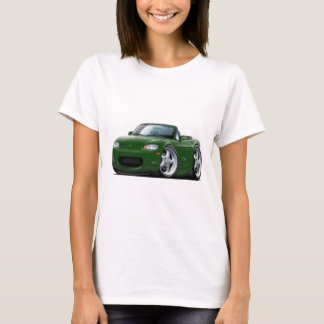 1999-05 Miata Green Car T-Shirt