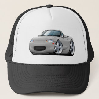 1999-05 Miata Silver Car Trucker Hat