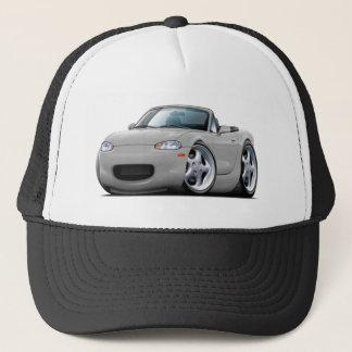 1999-05 Miata Silver Car Trucker Hat
