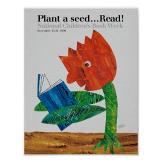 1999 Children's Book Week Poster