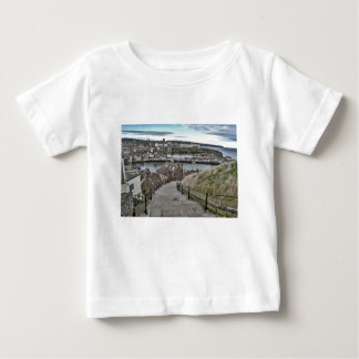 199 Steps Whitby Baby T-Shirt