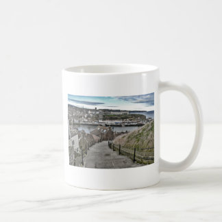 199 Steps Whitby Coffee Mug