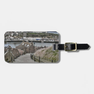 199 Steps Whitby Luggage Tag
