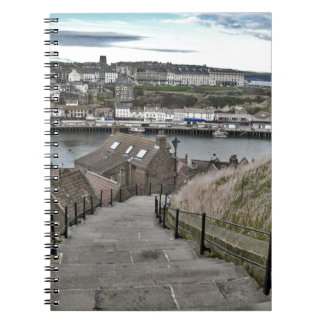 199 Steps Whitby Notebooks