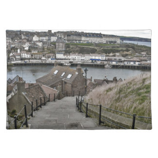199 Steps Whitby Placemat
