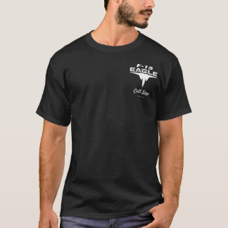 199th FS High Tech Eagle w/Call Sign T-Shirt