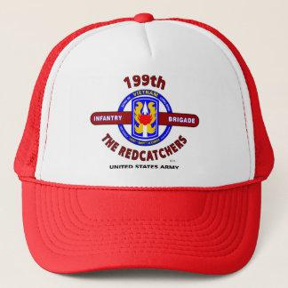"199th Infantry Brigade ""Red Catchers"" Trucker Cap"