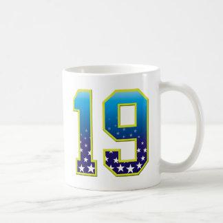 19 Age Star Coffee Mug