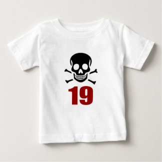 19 Birthday Designs Baby T-Shirt