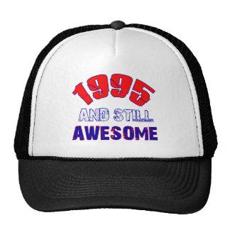 19 years Old birthday designs Trucker Hat