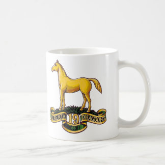 19th Alberta Dragoons Coffee Mug