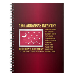 19th Arkansas Infantry (BA2) Notebook