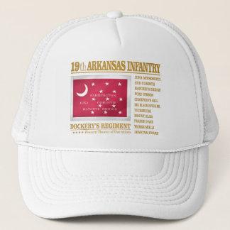 19th Arkansas Infantry (BA2) Trucker Hat