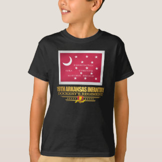 19th Arkansas Infantry (F10) T-Shirt