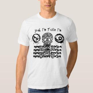19th Birthday 19 Rocks Skull and Crossbones V6 Shirt