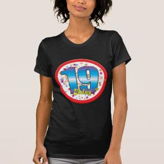 19th Birthday Today v2 T Shirts