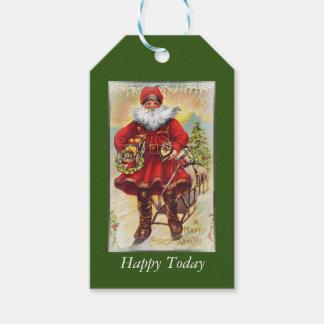 19th Century Saint Nicholas Gift Tags