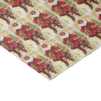 19th Century Saint Nicholas Tissue Paper