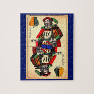 19th century tarot card no. 1 jigsaw puzzle
