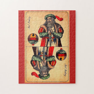 19th century tarot card no. 2 jigsaw puzzle