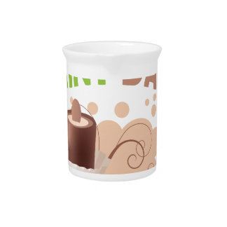 19th February - Chocolate Mint Day Beverage Pitcher