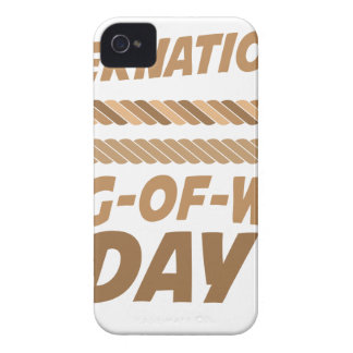 19th February - International Tug-of-War Day iPhone 4 Case