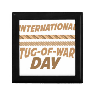 19th February - International Tug-of-War Day Trinket Boxes