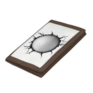 19th Hole Tri-fold Wallet