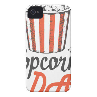 19th January - Popcorn Day - Appreciation Day iPhone 4 Case