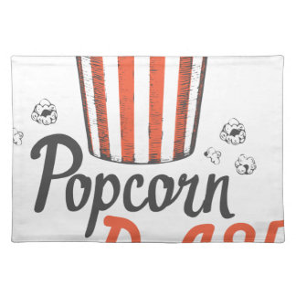 19th January - Popcorn Day - Appreciation Day Placemat