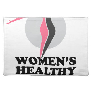 19th January - Women's Healthy Weight Day Placemat
