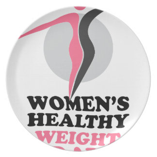 19th January - Women's Healthy Weight Day Plate