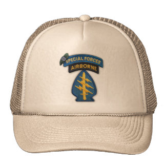19th special forces group veterans vets hat