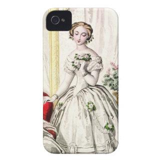 19th Wedding iPhone Case
