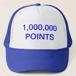 1,000,000 Points Trucker Hat