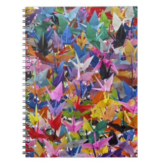 1,000 Origami Paper Cranes Notebook