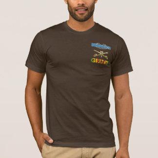 1/10th Cavalry M113 CIB Grunt Shirt