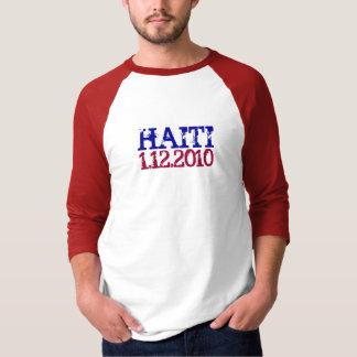 1.12.2010, HAITI T-Shirt