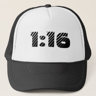 1:16 hat (Romans 1:16)