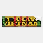 1 1 Bravo Vietnam Bumper Sticker