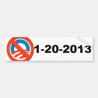 1/20/2013 BUMPER STICKER