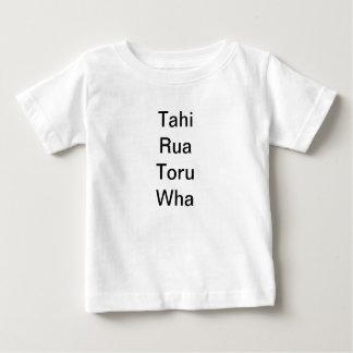 1,2,3,4 Tahi, Rua, Toru, Wha Shirt
