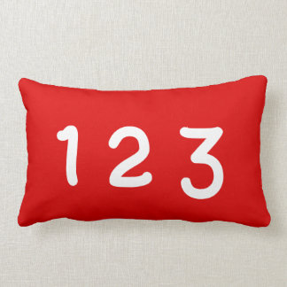 1 2 3 Switch Lumbar Pillow